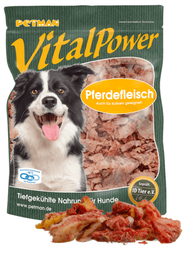 PETMAN Vital Power Pferd 1000g
