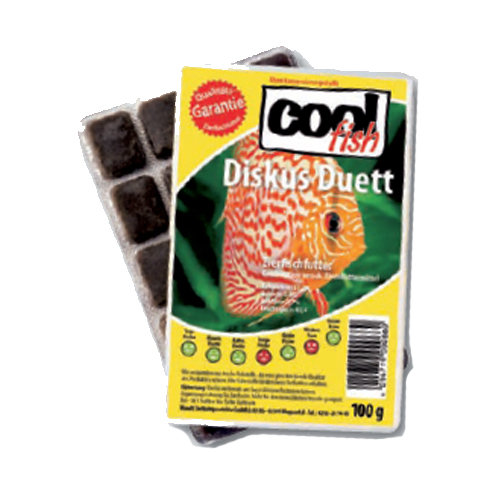 cool fish Diskus-Duett - Blister 100g