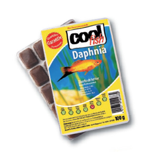 cool fish Daphnia - Blister 100g