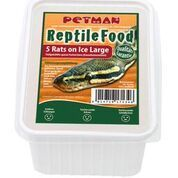 PETMAN Rats on Ice - large (90-150g) 5Stk.