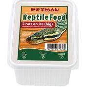 PETMAN Rats on Ice - big (ca. 140-200g) 2Stk.