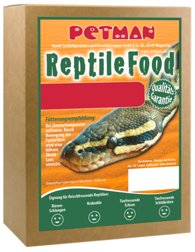 PETMAN Rats on Ice - big (170g) -Großpackung- 1x25Stk.