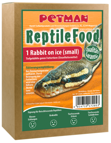 PETMAN Rabbits on Ice - Hasen (Small) - 1Stk.